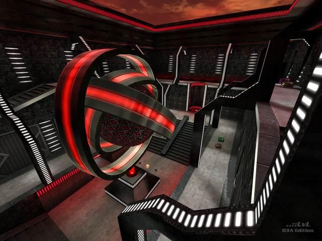 LvL - Quake 3 Arena Maps (Q3A Custom Maps)