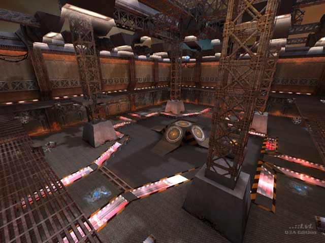 Screenshot for Metal Arena by Castigador