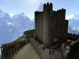 Camelot Castle / Sahra Catacombs by Camel-XP