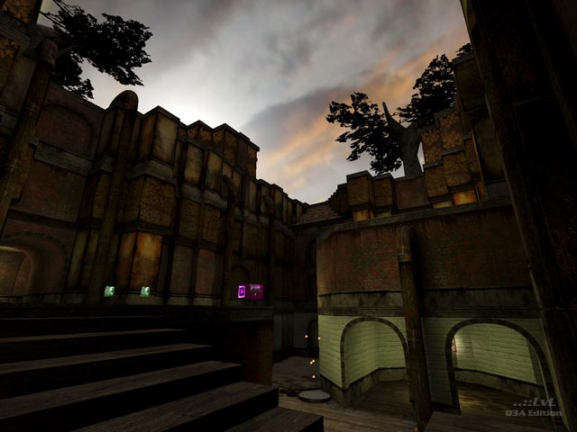 Screenshot for Quake 3 Steam Arena by dONKEY