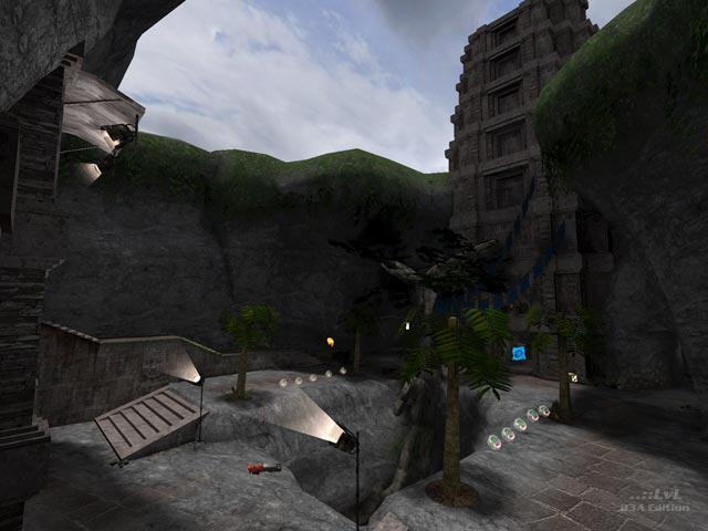 Screenshot for Angkor the flag by dONKEY
