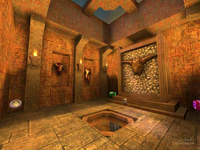 Screenshot for Eternal Arenas by Amphetamine