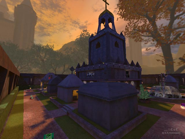 Screenshot for Burial Grounds by Jax_Gator