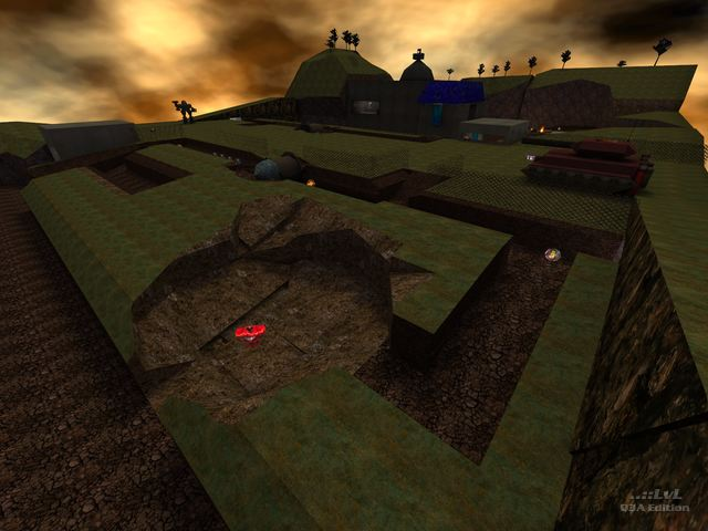 Capture the Flag (CTF) -   ::LvL - Quake 3 Arena Maps (Q3A