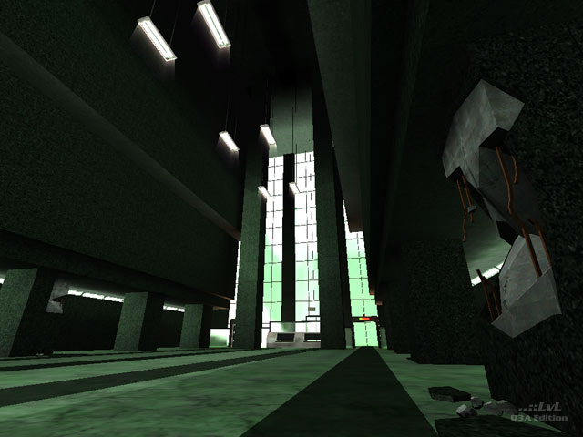 Screenshot for Lobby [The Matrix] by cruelstroke