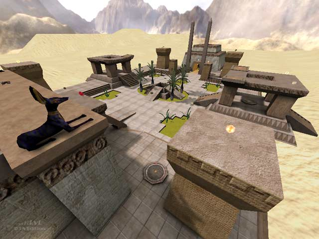 Screenshot for Desert Temple by LordSquart
