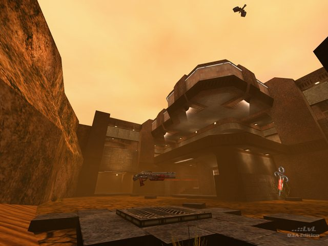 Screenshot for Coriolis Storm (v2) by Lunaran