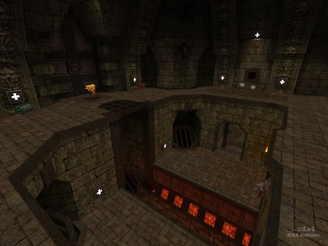 Screenshot for Ziggurat Tomb by sst13