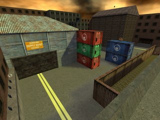 cs_assault for Quake 3 by OXOTHuK