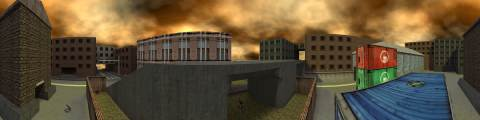 Panorama for cs_assault for Quake 3