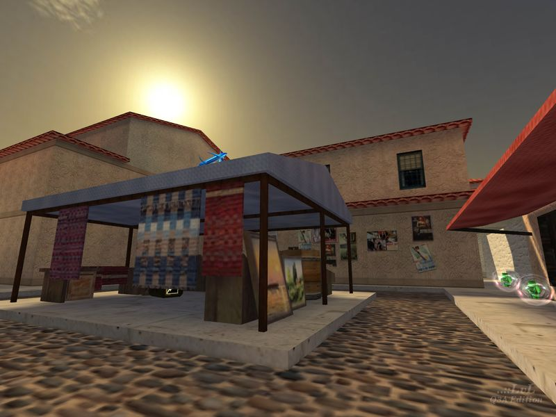 cs_italy for Quake 3 by OXOTHuK