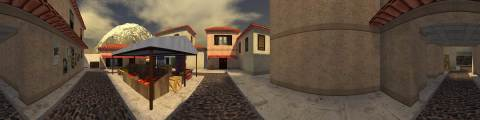 Panorama for cs_italy for Quake 3