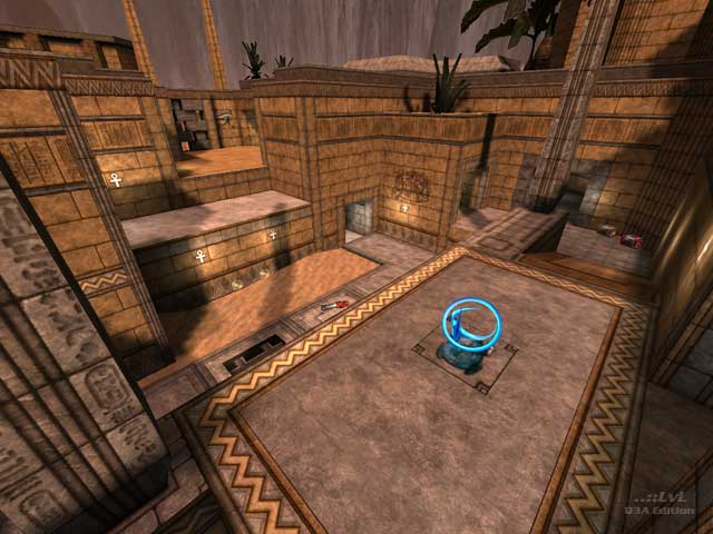 Screenshot for Temple of Amun & Temple of Amun 2v2 by noctis