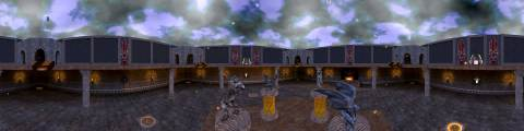 Panorama for Temple of the Rail God