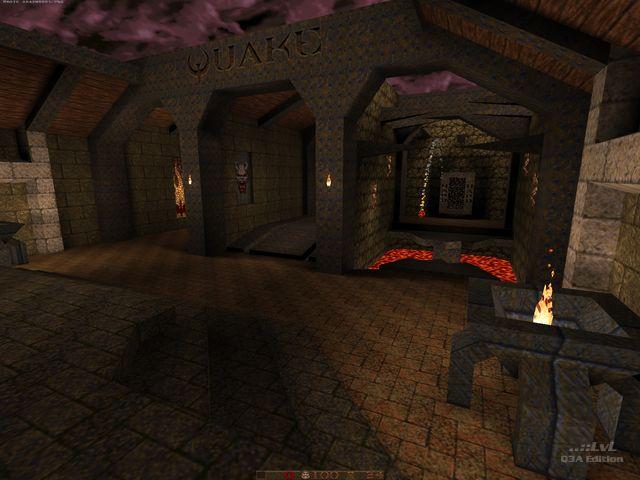 Maps by id Software -   ::LvL - Quake 3 Arena Maps (Q3A Custom Maps)
