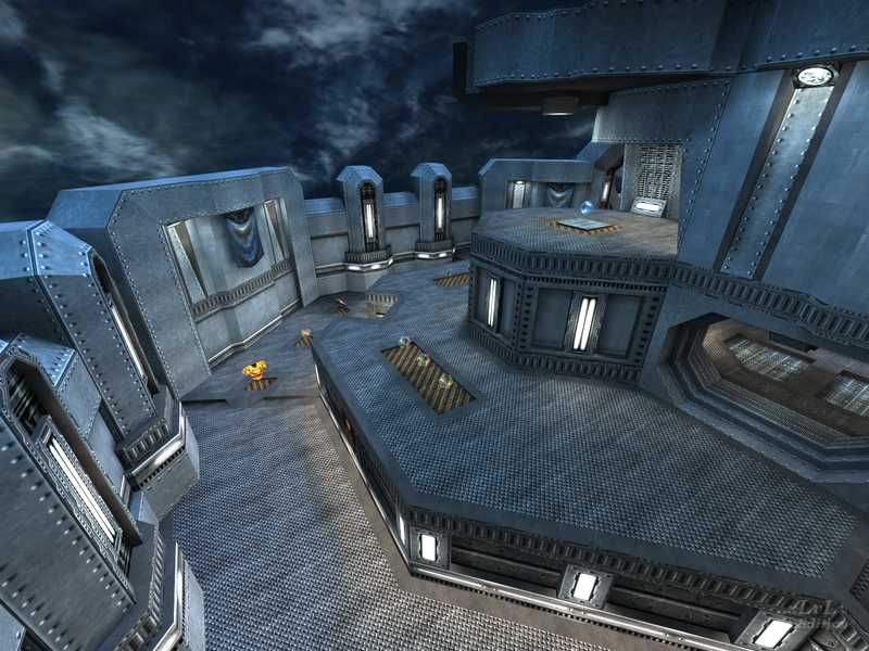 Media for Trial by Error by R P G  (rpg3dm2) -   ::LvL - Quake 3