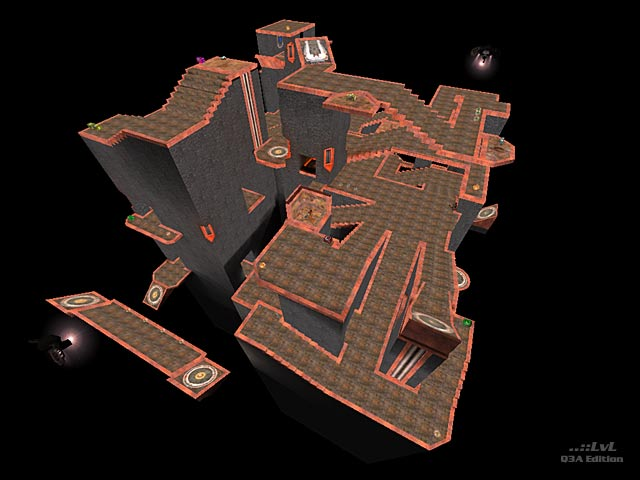 Screenshot for Stronghold in Space (trickers editon) by SwiFty ... on