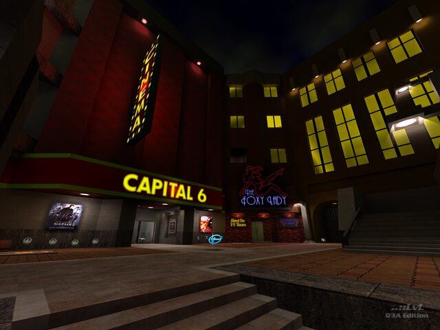 Screenshot for The Plaza by Scancode