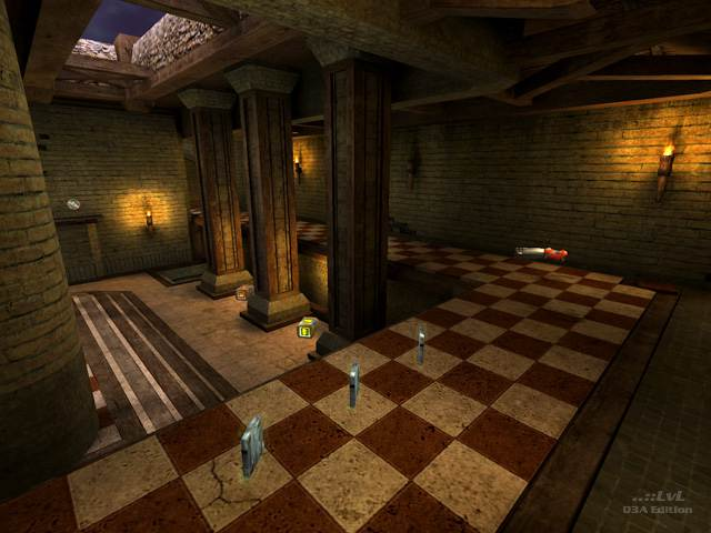 Screenshot for Return to the Cistern by Tabun