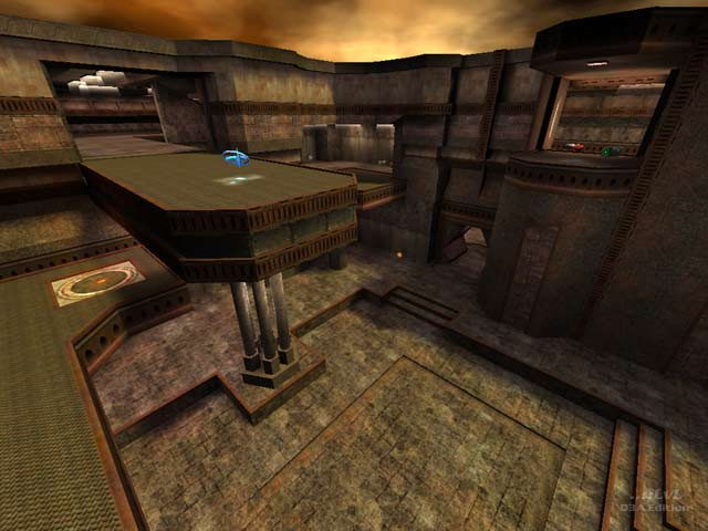 Screenshot for Rusty Browns by Eraser (map-ermap3) - ..::LvL - Quake on